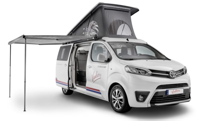 Toyota Crosscamp