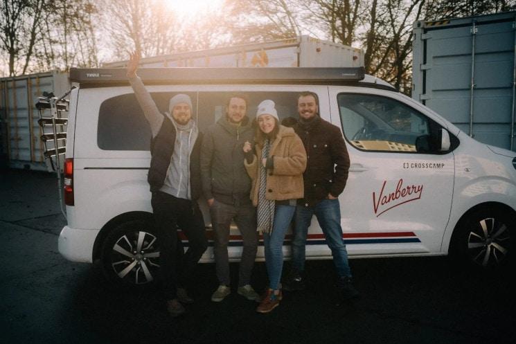 Vanberry Team